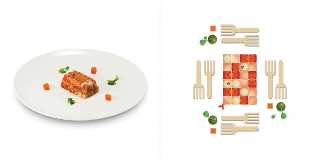 Sublime food design piatti Lorenzo Lavezzari