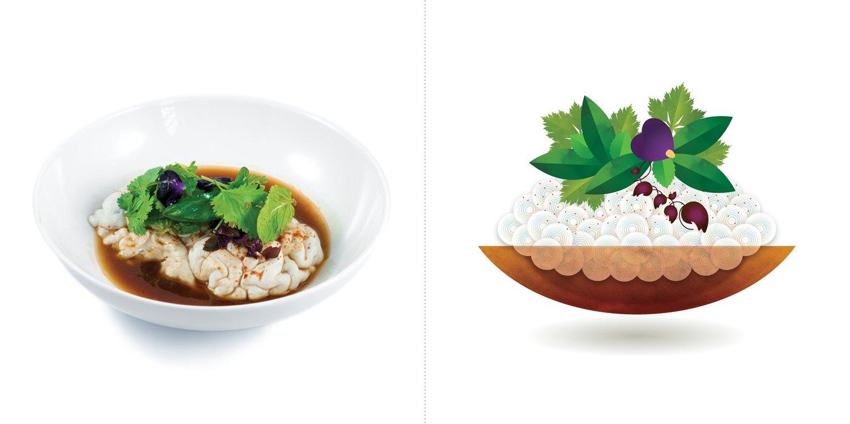 Sublime food design piatti Luca Catalfamo