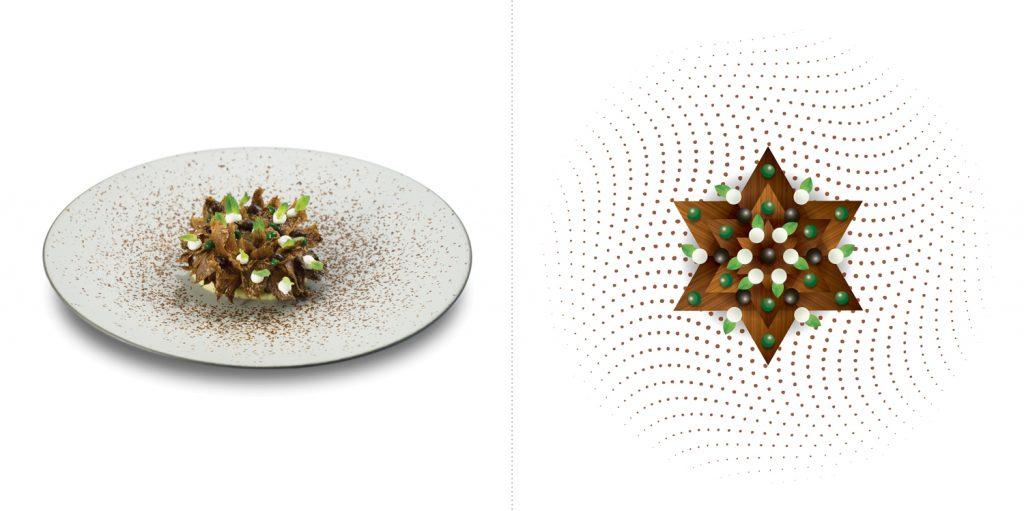 Sublime food design piatti Viviana Varese
