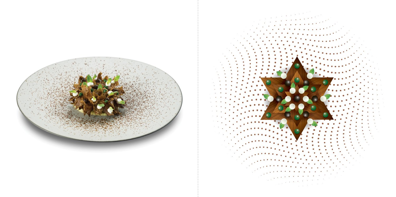 Sublime food design piatti Viviana Varese