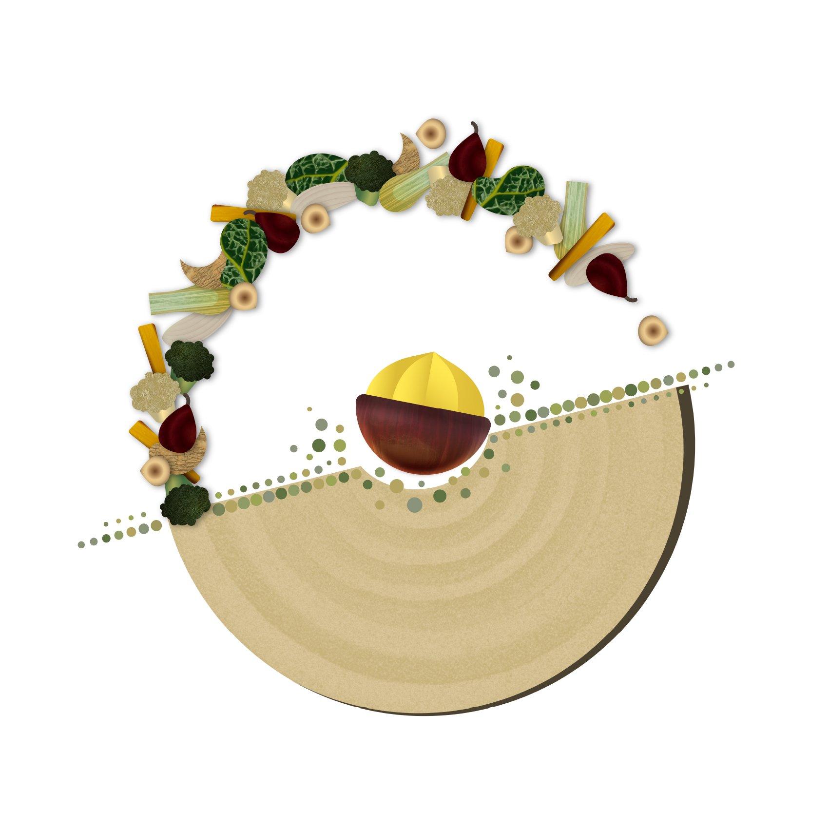 Sublime food design ricette in cibografica 22