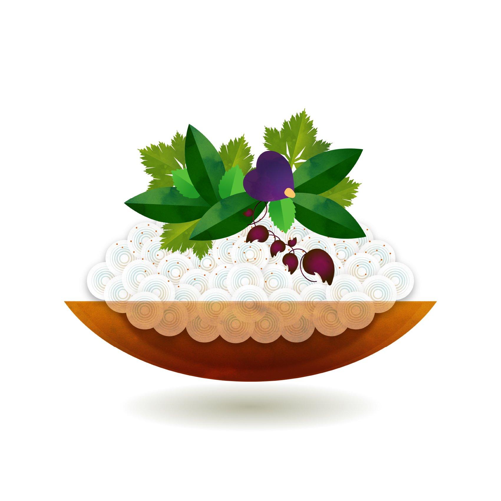 Sublime food design ricette in cibografica 2b