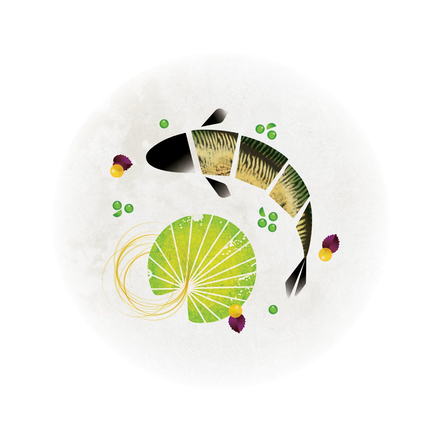 Sublime food design ricette in cibografica 32