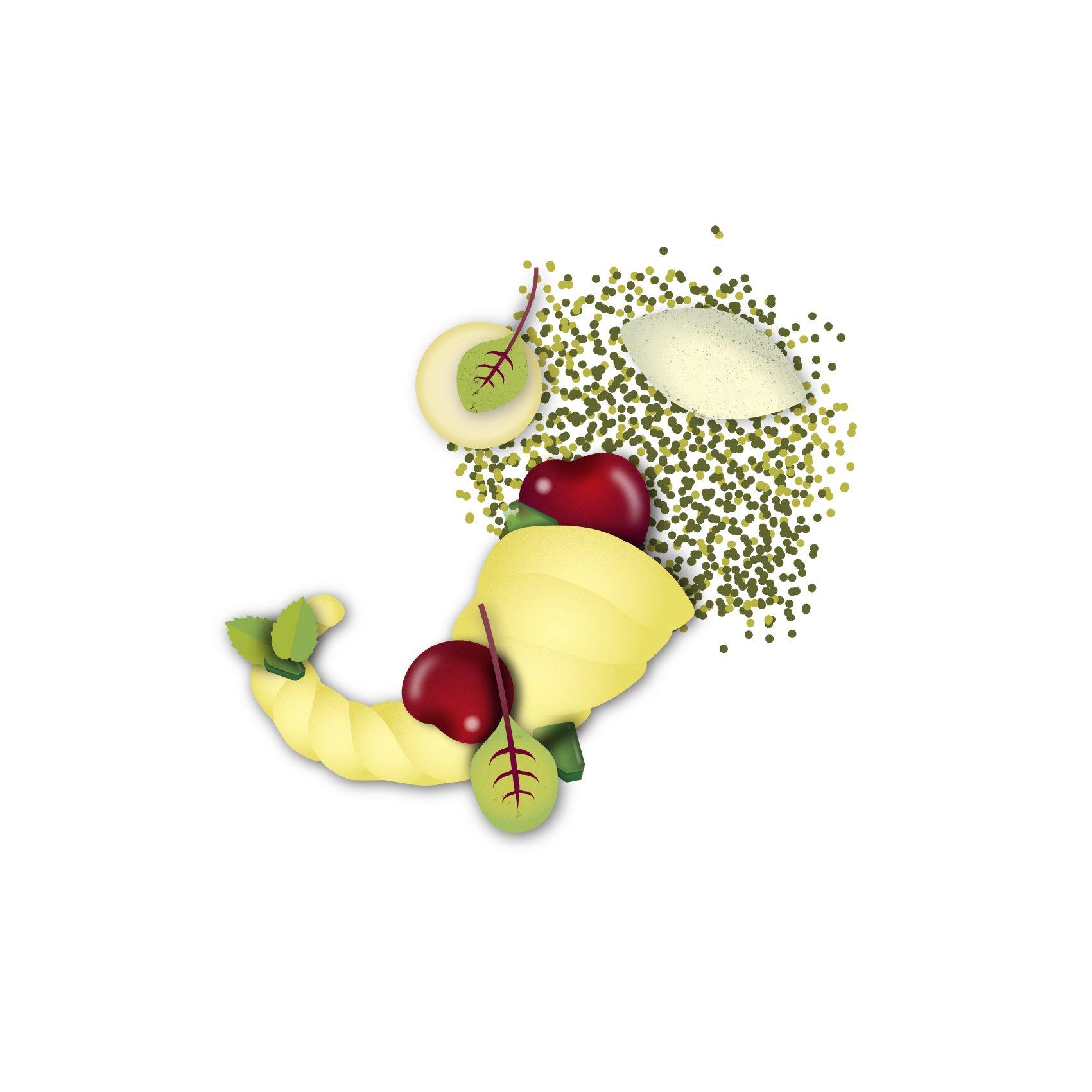 Sublime food design ricette in cibografica 34