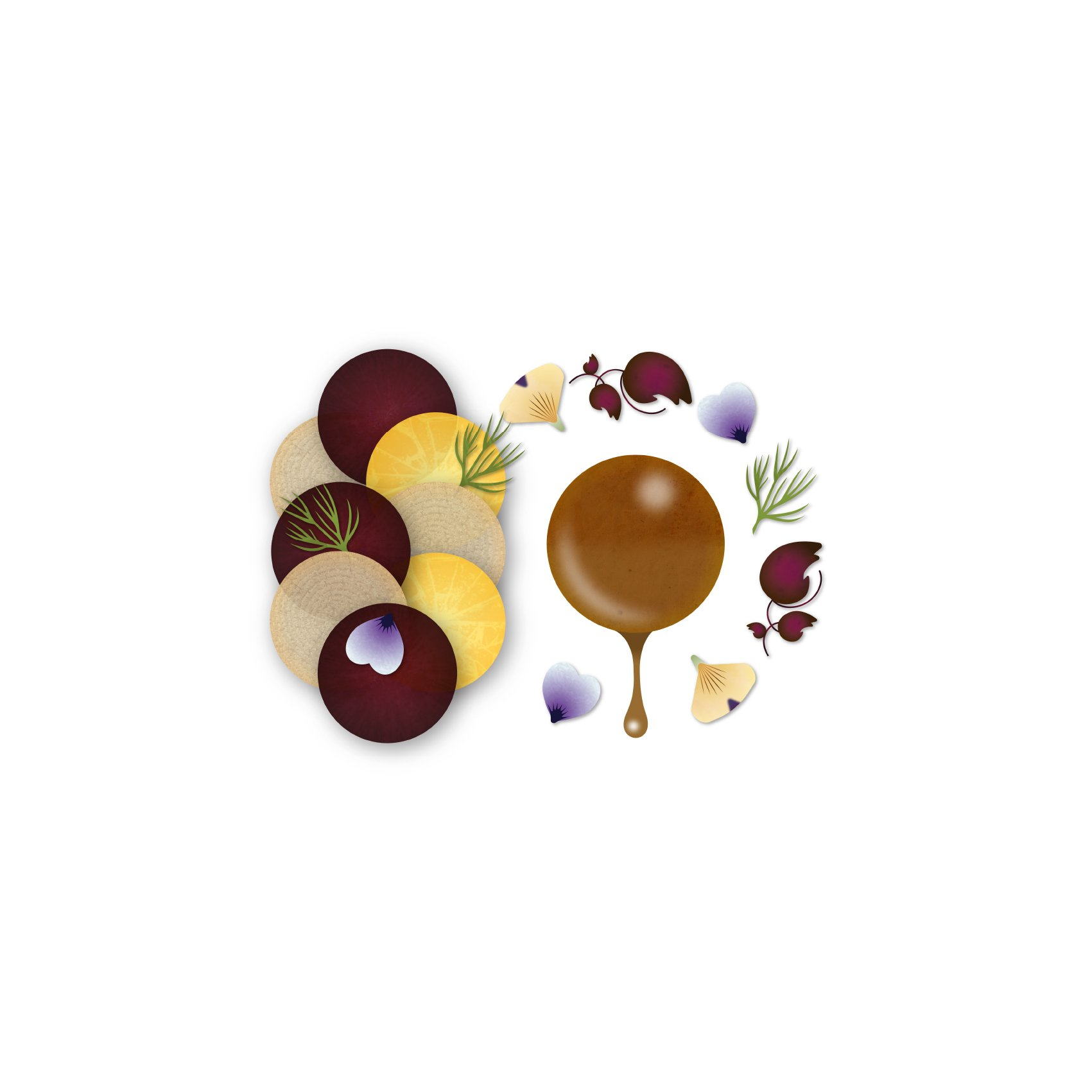 Sublime food design ricette in cibografica 35