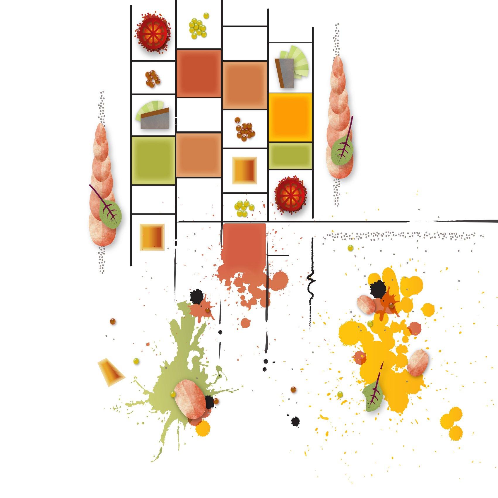 Sublime food design ricette in cibografica 7